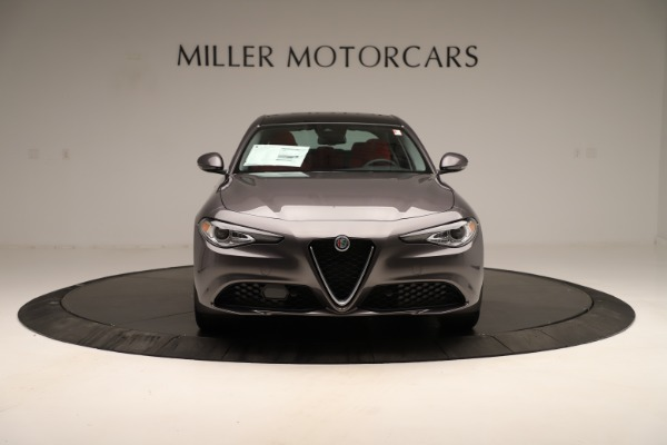 New 2019 Alfa Romeo Giulia Q4 for sale Sold at Rolls-Royce Motor Cars Greenwich in Greenwich CT 06830 13