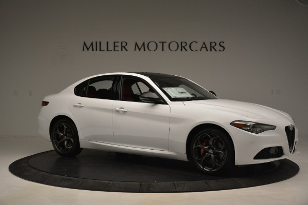 New 2019 Alfa Romeo Giulia Q4 for sale Sold at Rolls-Royce Motor Cars Greenwich in Greenwich CT 06830 10