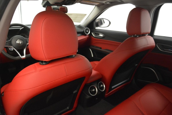 New 2019 Alfa Romeo Giulia Q4 for sale Sold at Rolls-Royce Motor Cars Greenwich in Greenwich CT 06830 20