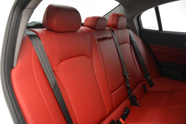 New 2019 Alfa Romeo Giulia Q4 for sale Sold at Rolls-Royce Motor Cars Greenwich in Greenwich CT 06830 26