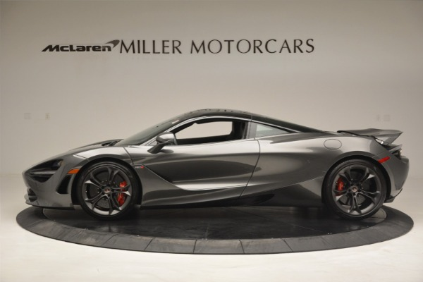 Used 2018 McLaren 720S Coupe for sale Sold at Rolls-Royce Motor Cars Greenwich in Greenwich CT 06830 2