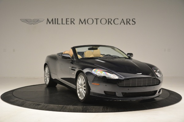 Used 2007 Aston Martin DB9 Convertible for sale Sold at Rolls-Royce Motor Cars Greenwich in Greenwich CT 06830 11