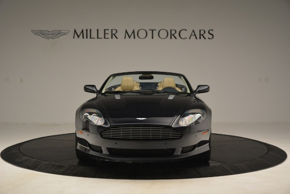 Used 2007 Aston Martin DB9 Convertible for sale Sold at Rolls-Royce Motor Cars Greenwich in Greenwich CT 06830 12