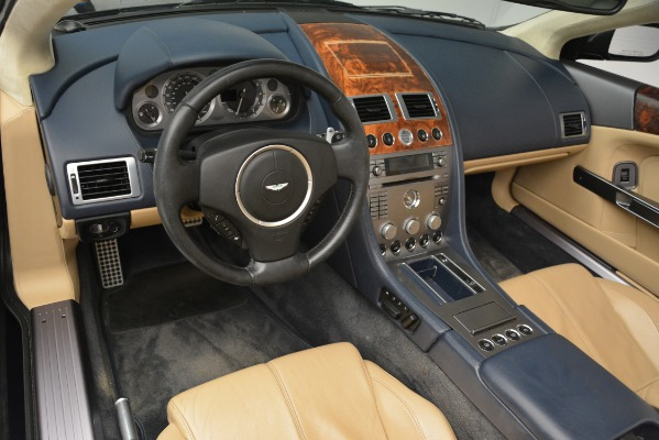Used 2007 Aston Martin DB9 Convertible for sale Sold at Rolls-Royce Motor Cars Greenwich in Greenwich CT 06830 14