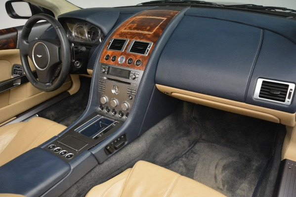 Used 2007 Aston Martin DB9 Convertible for sale Sold at Rolls-Royce Motor Cars Greenwich in Greenwich CT 06830 19