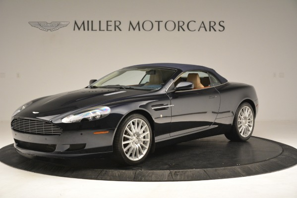 Used 2007 Aston Martin DB9 Convertible for sale Sold at Rolls-Royce Motor Cars Greenwich in Greenwich CT 06830 23