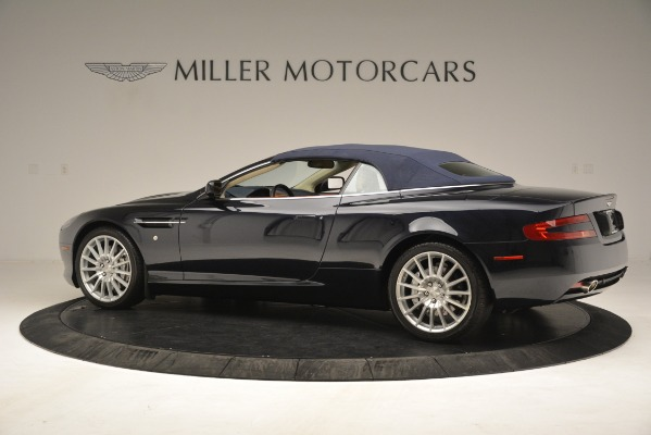Used 2007 Aston Martin DB9 Convertible for sale Sold at Rolls-Royce Motor Cars Greenwich in Greenwich CT 06830 25