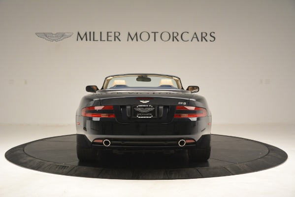 Used 2007 Aston Martin DB9 Convertible for sale Sold at Rolls-Royce Motor Cars Greenwich in Greenwich CT 06830 6