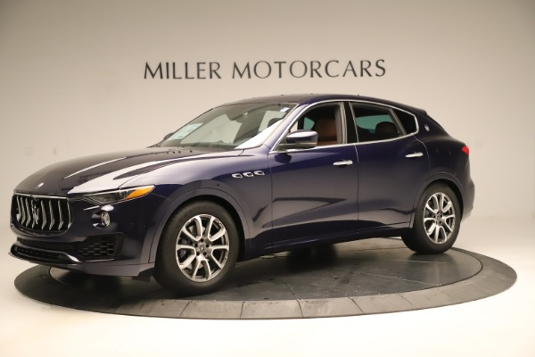 New 2019 Maserati Levante Q4 for sale Sold at Rolls-Royce Motor Cars Greenwich in Greenwich CT 06830 2