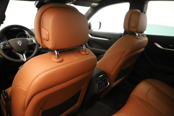 New 2019 Maserati Levante Q4 for sale Sold at Rolls-Royce Motor Cars Greenwich in Greenwich CT 06830 20