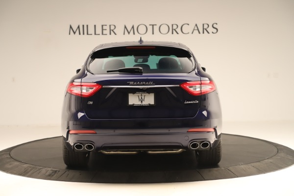 New 2019 Maserati Levante Q4 for sale Sold at Rolls-Royce Motor Cars Greenwich in Greenwich CT 06830 6