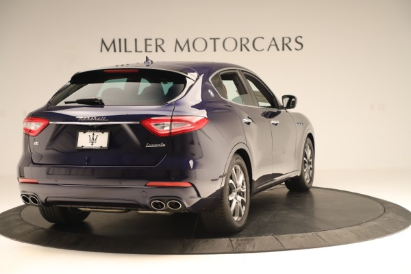 New 2019 Maserati Levante Q4 for sale Sold at Rolls-Royce Motor Cars Greenwich in Greenwich CT 06830 7
