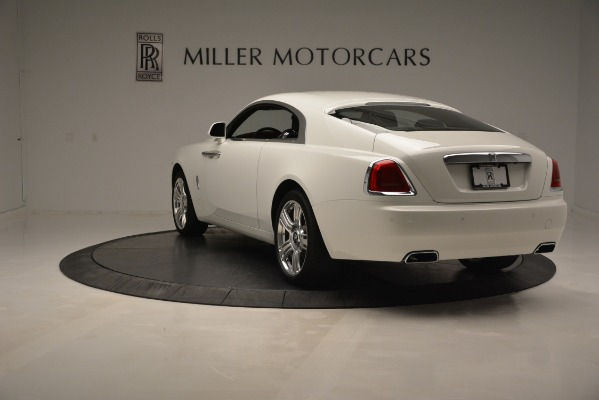 Used 2016 Rolls-Royce Wraith for sale Sold at Rolls-Royce Motor Cars Greenwich in Greenwich CT 06830 5