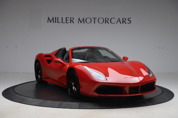 Used 2017 Ferrari 488 Spider for sale $273,900 at Rolls-Royce Motor Cars Greenwich in Greenwich CT 06830 11