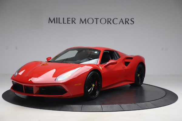 Used 2017 Ferrari 488 Spider for sale $275,900 at Rolls-Royce Motor Cars Greenwich in Greenwich CT 06830 13