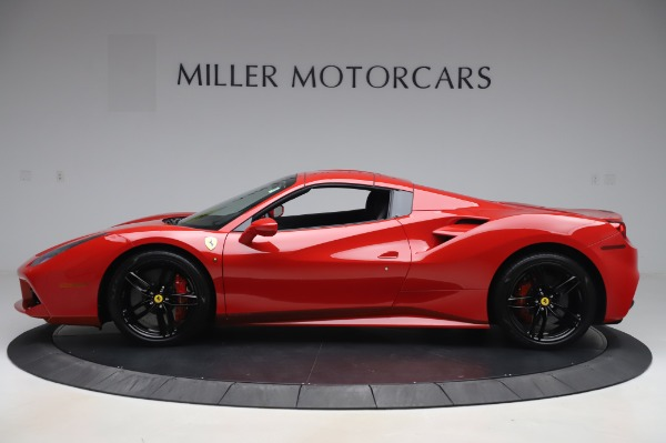 Used 2017 Ferrari 488 Spider for sale $275,900 at Rolls-Royce Motor Cars Greenwich in Greenwich CT 06830 14