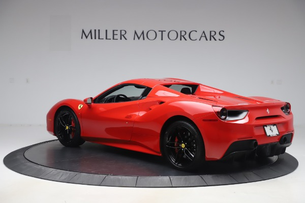 Used 2017 Ferrari 488 Spider for sale $273,900 at Rolls-Royce Motor Cars Greenwich in Greenwich CT 06830 15