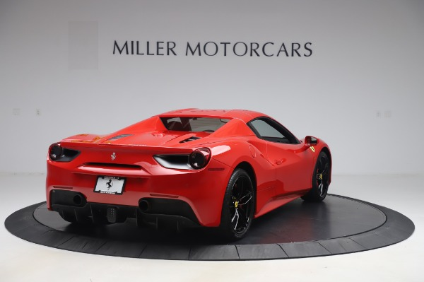 Used 2017 Ferrari 488 Spider for sale $275,900 at Rolls-Royce Motor Cars Greenwich in Greenwich CT 06830 16