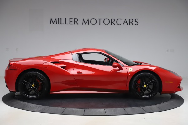 Used 2017 Ferrari 488 Spider for sale $275,900 at Rolls-Royce Motor Cars Greenwich in Greenwich CT 06830 17