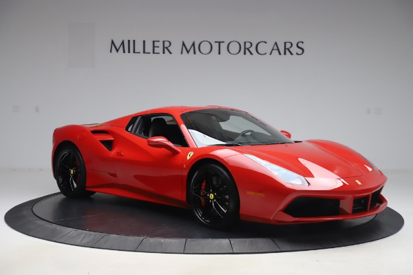 Used 2017 Ferrari 488 Spider for sale $273,900 at Rolls-Royce Motor Cars Greenwich in Greenwich CT 06830 18