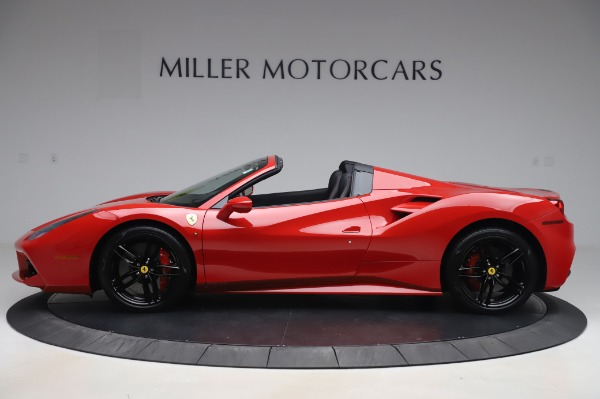 Used 2017 Ferrari 488 Spider for sale $275,900 at Rolls-Royce Motor Cars Greenwich in Greenwich CT 06830 3