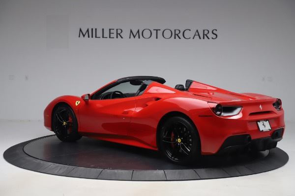 Used 2017 Ferrari 488 Spider for sale $275,900 at Rolls-Royce Motor Cars Greenwich in Greenwich CT 06830 4