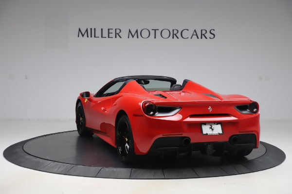 Used 2017 Ferrari 488 Spider for sale $273,900 at Rolls-Royce Motor Cars Greenwich in Greenwich CT 06830 5