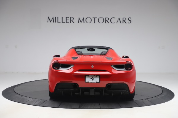 Used 2017 Ferrari 488 Spider for sale $275,900 at Rolls-Royce Motor Cars Greenwich in Greenwich CT 06830 6