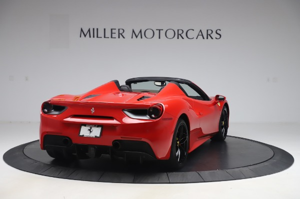 Used 2017 Ferrari 488 Spider for sale $273,900 at Rolls-Royce Motor Cars Greenwich in Greenwich CT 06830 7