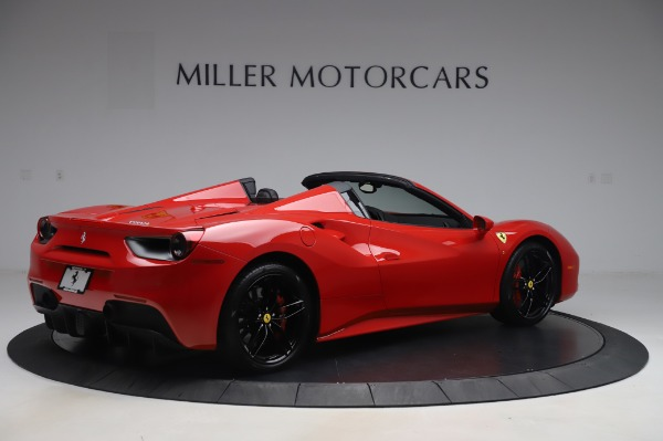 Used 2017 Ferrari 488 Spider for sale $273,900 at Rolls-Royce Motor Cars Greenwich in Greenwich CT 06830 8