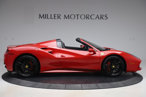 Used 2017 Ferrari 488 Spider for sale $273,900 at Rolls-Royce Motor Cars Greenwich in Greenwich CT 06830 9
