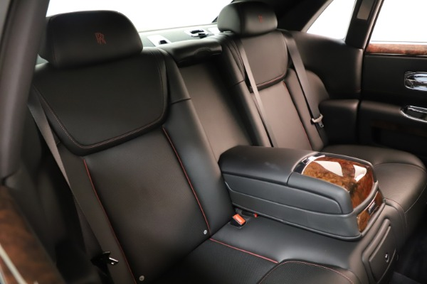 Used 2016 Rolls-Royce Ghost for sale Sold at Rolls-Royce Motor Cars Greenwich in Greenwich CT 06830 20