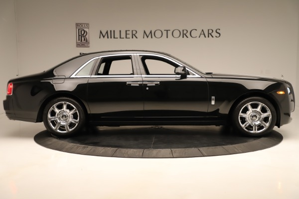 Used 2016 Rolls-Royce Ghost for sale Sold at Rolls-Royce Motor Cars Greenwich in Greenwich CT 06830 9