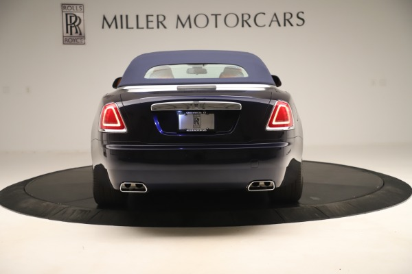 Used 2016 Rolls-Royce Dawn for sale Sold at Rolls-Royce Motor Cars Greenwich in Greenwich CT 06830 12