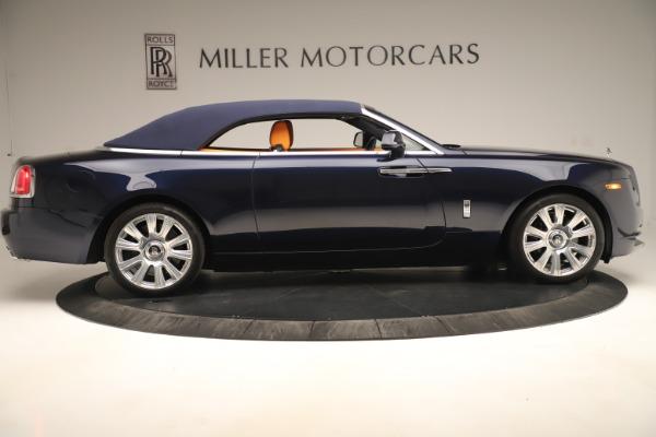 Used 2016 Rolls-Royce Dawn for sale Sold at Rolls-Royce Motor Cars Greenwich in Greenwich CT 06830 14