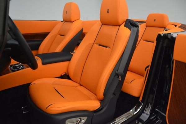 Used 2016 Rolls-Royce Dawn for sale Sold at Rolls-Royce Motor Cars Greenwich in Greenwich CT 06830 17