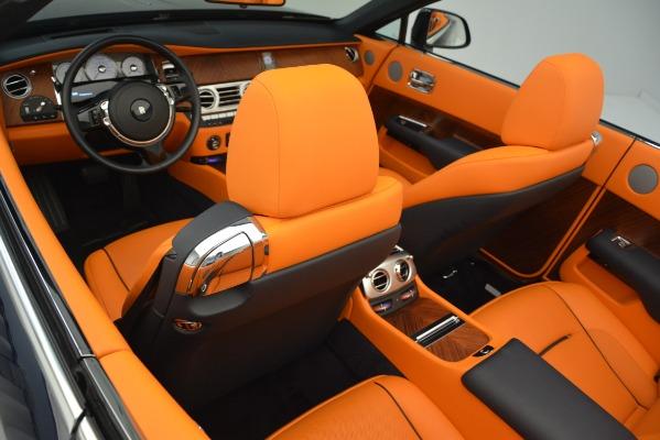 Used 2016 Rolls-Royce Dawn for sale Sold at Rolls-Royce Motor Cars Greenwich in Greenwich CT 06830 21