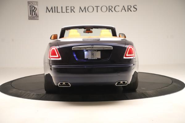 Used 2016 Rolls-Royce Dawn for sale Sold at Rolls-Royce Motor Cars Greenwich in Greenwich CT 06830 5