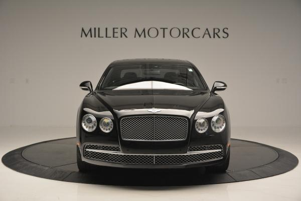 Used 2014 Bentley Flying Spur W12 for sale Sold at Rolls-Royce Motor Cars Greenwich in Greenwich CT 06830 12