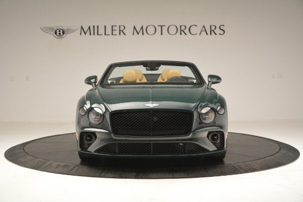 New 2020 Bentley Continental GTC V8 for sale Sold at Rolls-Royce Motor Cars Greenwich in Greenwich CT 06830 12