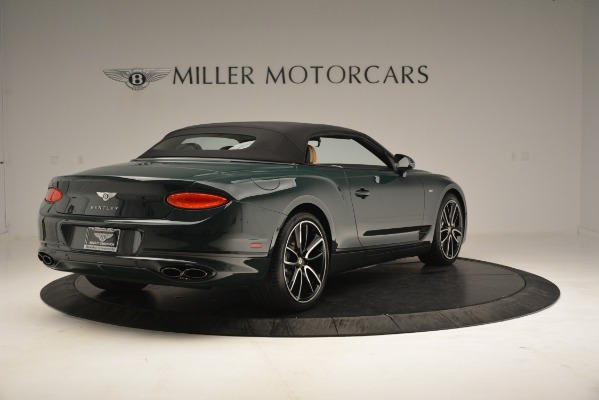 New 2020 Bentley Continental GTC V8 for sale Sold at Rolls-Royce Motor Cars Greenwich in Greenwich CT 06830 17
