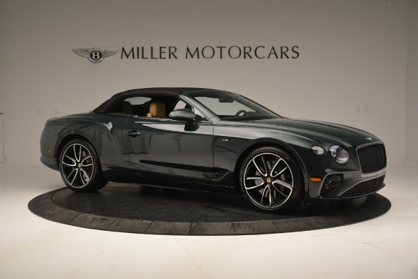 New 2020 Bentley Continental GTC V8 for sale Sold at Rolls-Royce Motor Cars Greenwich in Greenwich CT 06830 19
