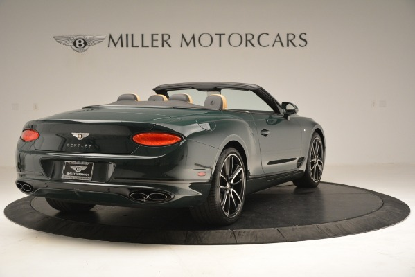 New 2020 Bentley Continental GTC V8 for sale Sold at Rolls-Royce Motor Cars Greenwich in Greenwich CT 06830 7