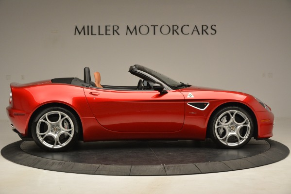 Used 2009 Alfa Romeo 8c Spider for sale Sold at Rolls-Royce Motor Cars Greenwich in Greenwich CT 06830 10