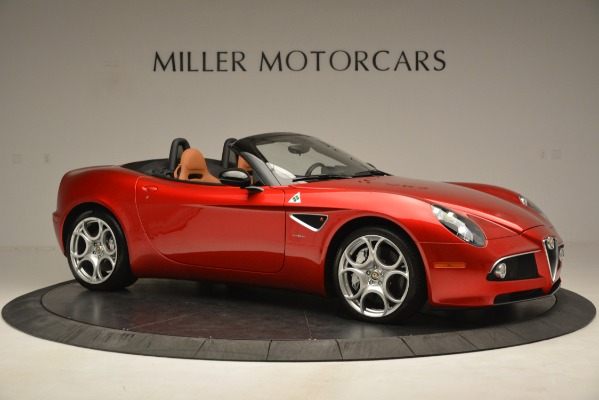 Used 2009 Alfa Romeo 8c Spider for sale Sold at Rolls-Royce Motor Cars Greenwich in Greenwich CT 06830 11