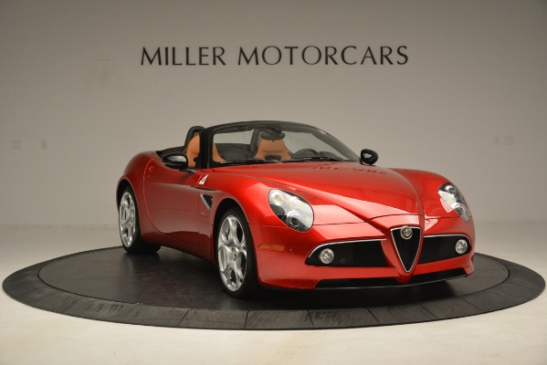 Used 2009 Alfa Romeo 8c Spider for sale Sold at Rolls-Royce Motor Cars Greenwich in Greenwich CT 06830 12