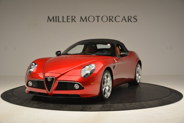 Used 2009 Alfa Romeo 8c Spider for sale Sold at Rolls-Royce Motor Cars Greenwich in Greenwich CT 06830 13