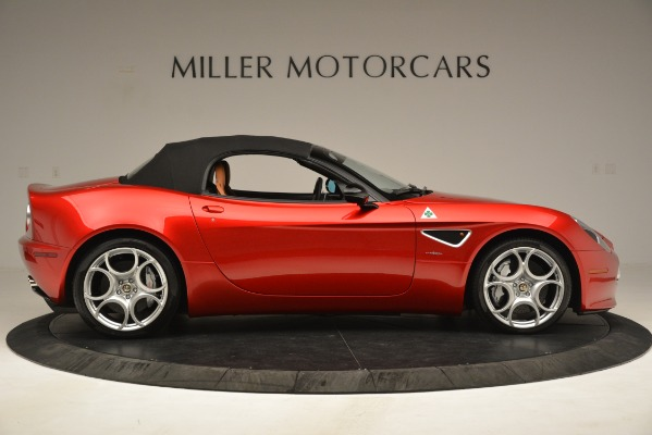 Used 2009 Alfa Romeo 8c Spider for sale Sold at Rolls-Royce Motor Cars Greenwich in Greenwich CT 06830 14