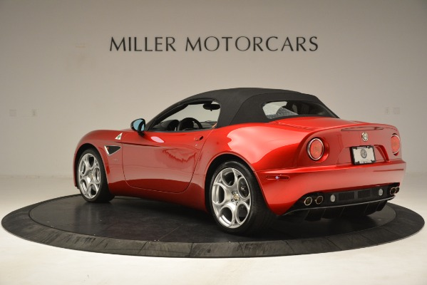 Used 2009 Alfa Romeo 8c Spider for sale Sold at Rolls-Royce Motor Cars Greenwich in Greenwich CT 06830 15
