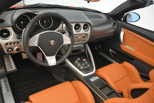 Used 2009 Alfa Romeo 8c Spider for sale Sold at Rolls-Royce Motor Cars Greenwich in Greenwich CT 06830 16